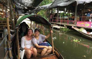Lat Mayom Floating Market & Chatuchak JJ market