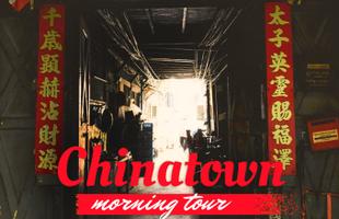 The Hidden Treasure of Bangkok Chinatown (Morning Tour)