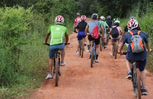 Local Community Bicycle Tour and Homestay in Siem Reap (2 Days, 1 Night)