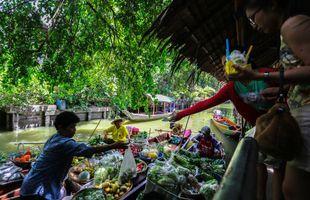 Klong Lat Mayom  水上市场一日游