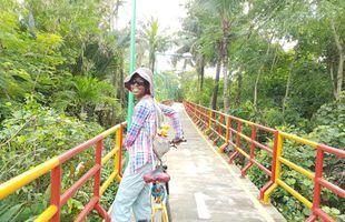 [BKK107] Biking in Bangkok's Green Lung (Bang Krachao)