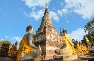 Ayutthaya and Saraburi in one day