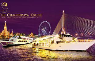 ล่องเรือเจ้าพระยาครูส (Chao Phraya Cruise)