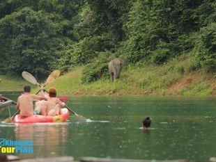 Khao Sok Lake Safari