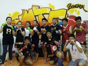 Take a Muay Thai Class in Bangkok and Relax with a Massage