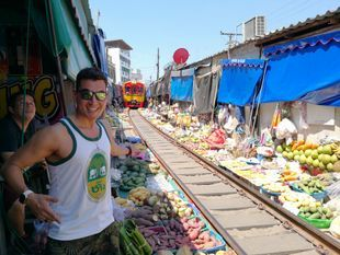 Exclusive Thailand Famous Floating Markets