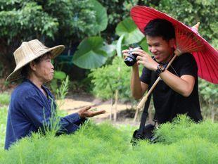 Day-Trip at Pong-Huai Lan Village
