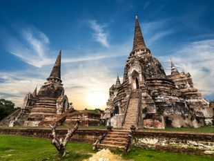 Day Trip to Historic Ayutthaya in a Private Car From Bangkok