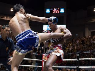 The Muay Thai Legends Live On: Lumpinee Boxing Stadium