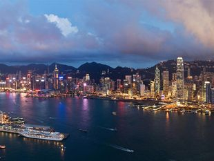 บัตรเข้าจุดชมวิวสกาย100 ฮ่องกง (Sky100 Hong Kong)