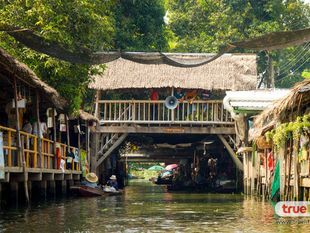 Touring for Weekend Floating Market in BKK - Klong Lat Mayom like the local