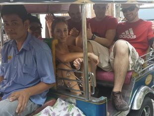 Cheap & Fun TukTuk Tour