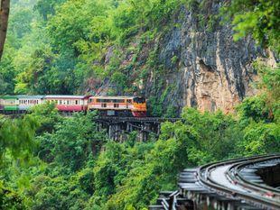 [Joined Tour] An One-Day Tour of Kanchanaburi + River Kwai + Death Railway
