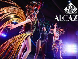 Alcazar Cabaret Show: Pattaya Extravaganza