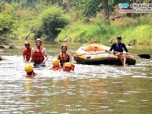 Let's Go Whitewater Rafting at Kang Ked !