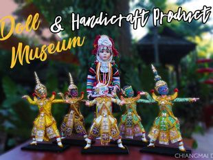 Doll museum & Handicraft