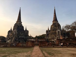 Chill Out Like a Local in Ayutthaya