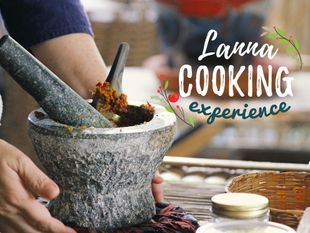 A Unique Lanna Cooking Class Experience (Lunch time)