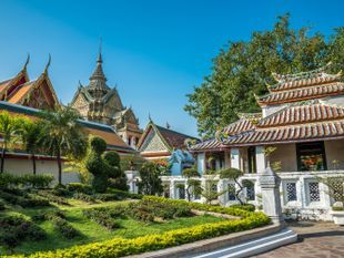 From Wat Pho to Little India (Phahurat)