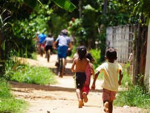 Siem Reap Countryside Half-Day Cycling Tour