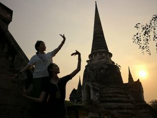 Ayutthaya Historical Capital Island