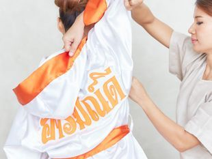 Muay Thai Spa Experience in Bangkok