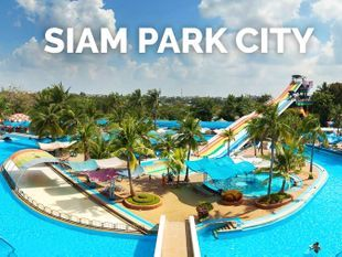 Siam Park City: Asia's Largest Water Park & Thailand's Biggest Theme Park