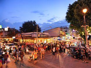 Chiang Mai Street Food | Evening Walking Tour