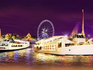 Chao Phraya Cruise: Luxury on the River