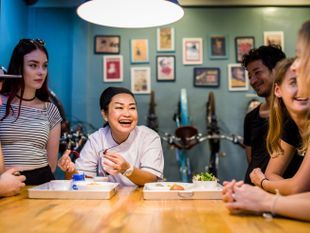 [Joined Tour] Evening Cooking Class