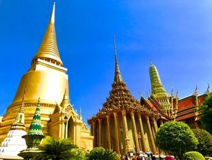 Visit the Top Three Temples of Bangkok