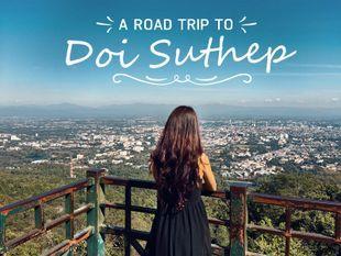 Road trip to Doi Suthep-Pui national park