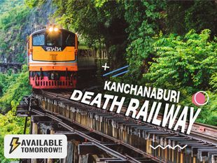 A Tour of the Historic Kanchanaburi Railway