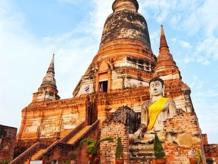 Ayutthaya Day Tour From Bangkok