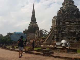 Visit Ancient City - Charming Ayutthaya