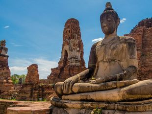 Standard and relaxing trip to Ayutthaya – ON PRIVATE BASIS