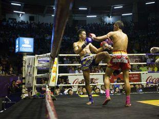 The Birth of Boxing Legends: Rajadamnern Boxing Stadium