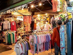 One day in Chatuchak Market
