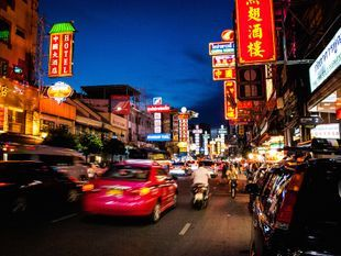 A Night Tour of Bangkok's Chinatown