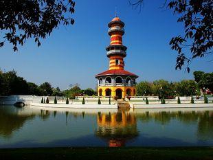 Ayutthaya & Bang Pa-In Summer Palace in one day