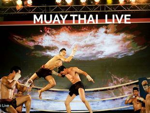 Muay Thai Live Show: Legends Reimagined
