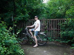 Take A Bike Tour with Local in Bang Ka Chao, the Urban Oasis