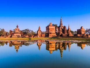 Sukhothai Historical Park - Explore the World Heritage