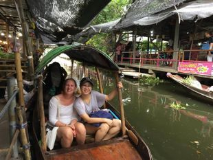 Lat Mayom Floating Market & Chatuchak JJ market