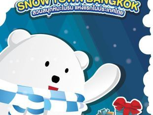 Snow Town: The first snow theme park in Thailand