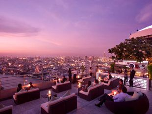 Bangkok's Best Rooftops tour