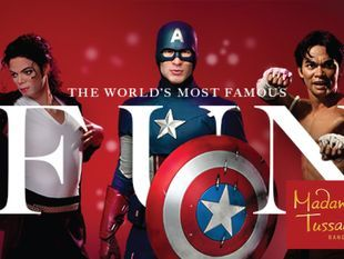 Madame Tussauds Bangkok: 50% OFF for Pre-booking only