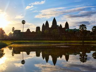 Explore Angkor Sunrise Spirit by bicycle