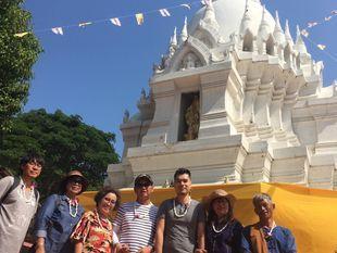 Temple Tour of Chainat