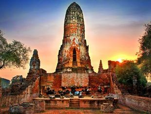 UNESCO (Phra Nakhon Si Ayutthaya Historical City and satellite city)